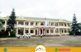 Công ty chuyên nhận Sơnlại trường học tại Vĩnh Phúc