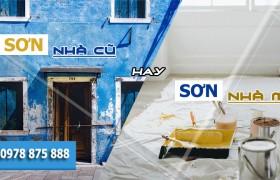 Báo giá sơn nhà trọn gói tại Vĩnh Phúc, bao gồm cả nhân công và vật tư