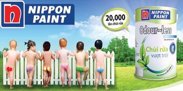 đại lý sơn Nippon
