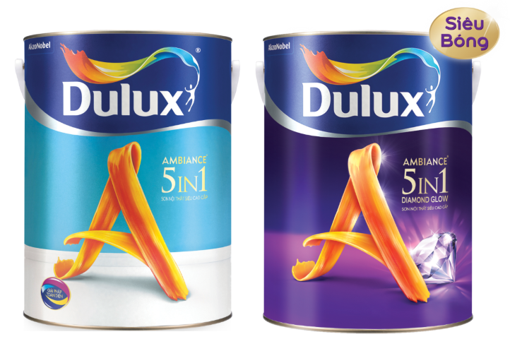 Sơn Dulux Ambiance 5 IN 1