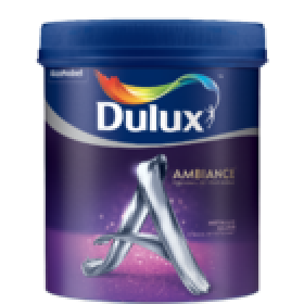 Dulux Ambiance Special Effects Paints (Metallic Copper)