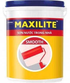 Sơn trong nhà  Maxilite Smooth ME5 loại 18L